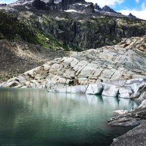 glacierrhone