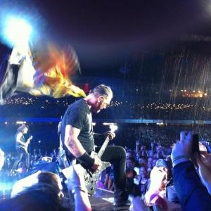 Metallica - Live St-Jakob Basel